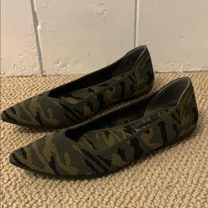 Steven by Steve Madden camo shoes